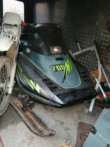 ARCTIC CAT WILDCAT 700