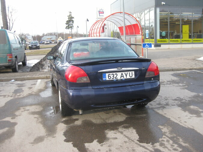 FORD MONDEO 96 kW