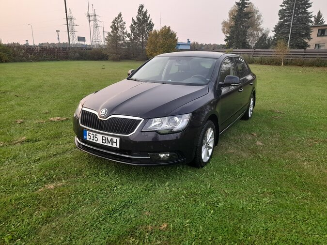 SKODA SUPERB 1.8 T 118 kW -14