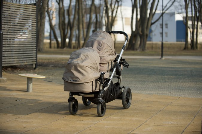 BABYJOGGER CITY SELECT QUARTZ VANKRIKORV