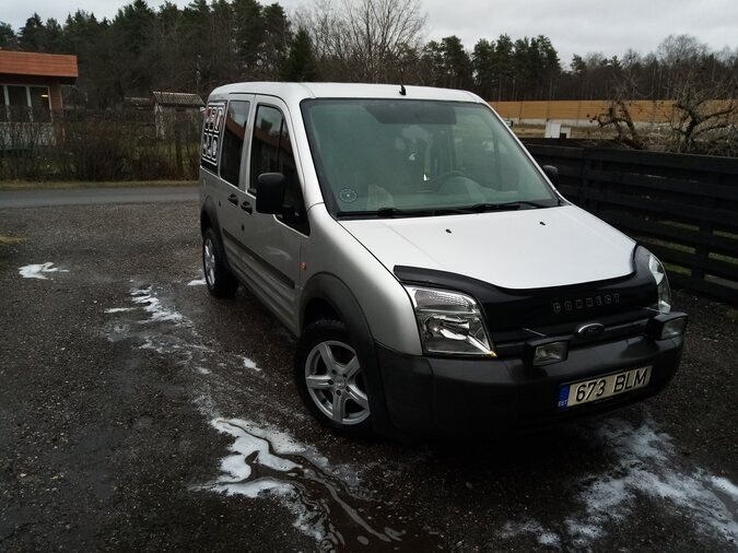 FORD TRANSIT CONNECT 2007 66 kW