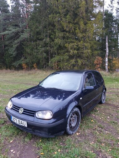 VW GOLF 4 74 kW