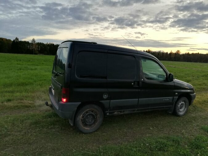 CITROEN BERLINGO 1.36 55 kW