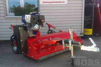 ATV NIIDUK, JÄRELVEETAV HOOLDUSNIIDUK ATV FLAIL MOWER, NETTO PRICE, 4 DIFFERENT MODELS AVAILABLE
