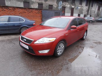 RENDIAUTO FORD MONDED DIISEL (MAN.,UNIVERS)