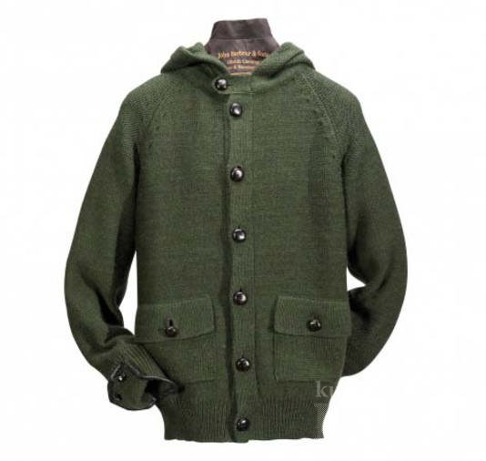 BARBOUR TOKITO BEACON HERITAGE VILLANE JAKK